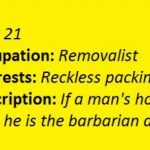 """""""The Removalist"""" by The Bell Tower Times"""