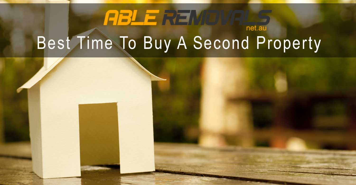 When Is The Best Time To Buy A Second Property?